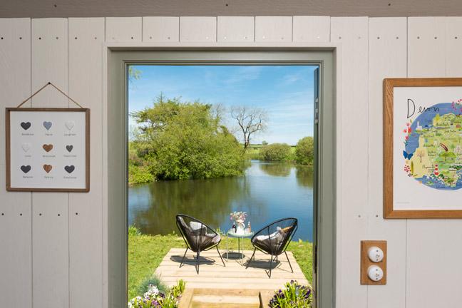 Hayley's Hut, Bideford