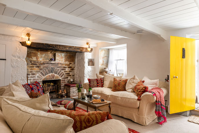 A comfy sofa in your holiday cottage is crucial for letting success
