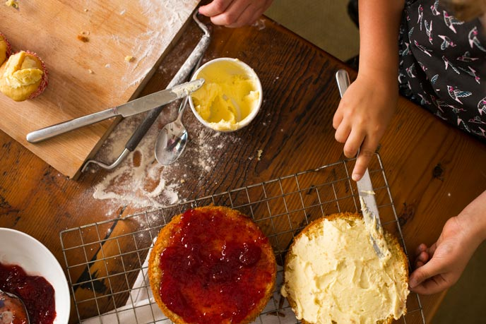 Baking fun for all the family