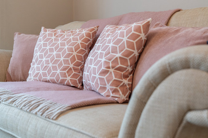 Interiors top 5 tips for a weekend makeover