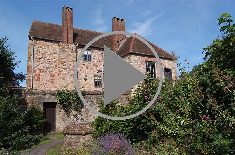 Historic interior design video