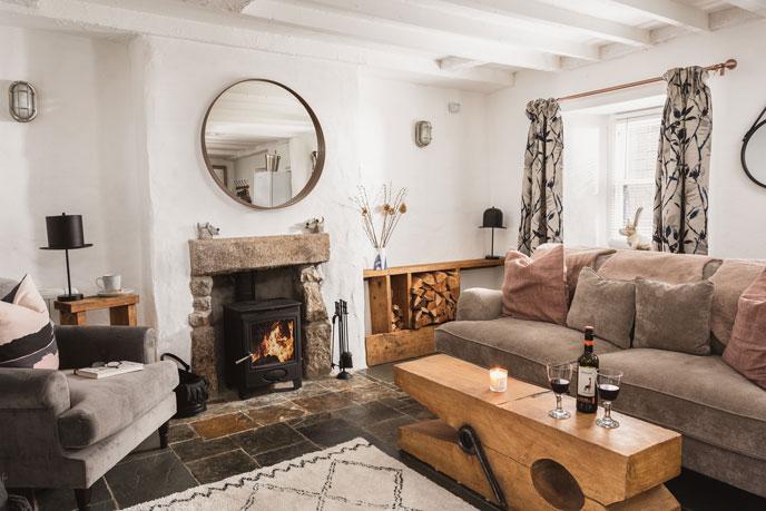 Springtide living room