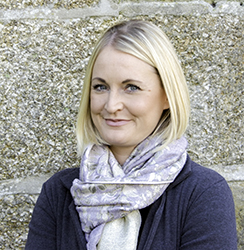 Lucy Morris, Classic Cottages Property Manager for South and Mid Devon and Dartmoor