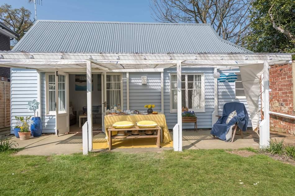 The Blue Beach House: An extraordinary history