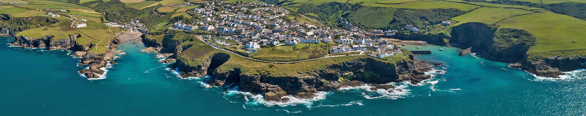 Surprising Port Isaac Cottages Self Catering Holiday Cottages In Port Interior Design Ideas Inesswwsoteloinfo