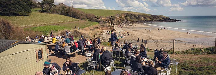 The hidden hut