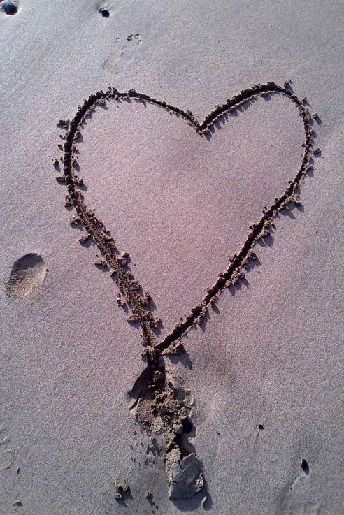 Love, love, love - Valentine's and a Cornish cottage holiday
