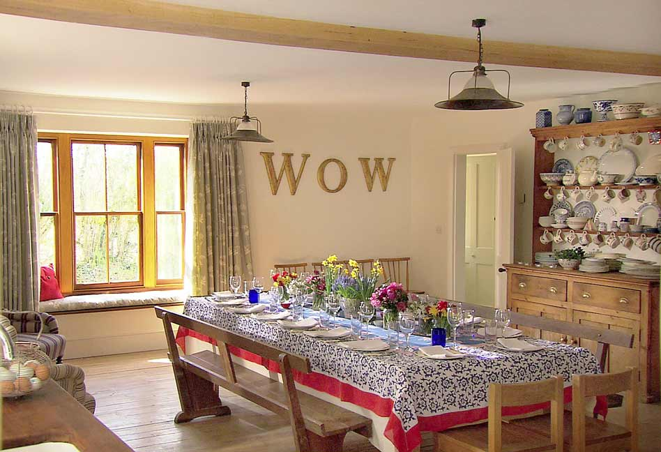 Large Devon Holiday Cottages for Groups