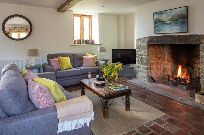 Dairyman's Cottage, Shaftsbury, Dorset
