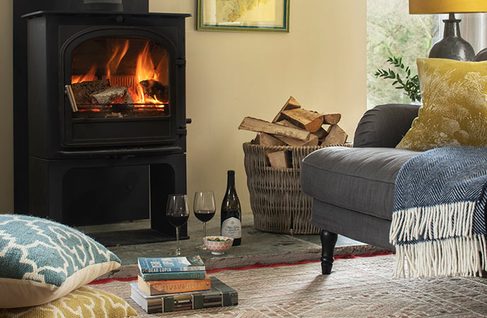 Ten cosy cottages with a fire