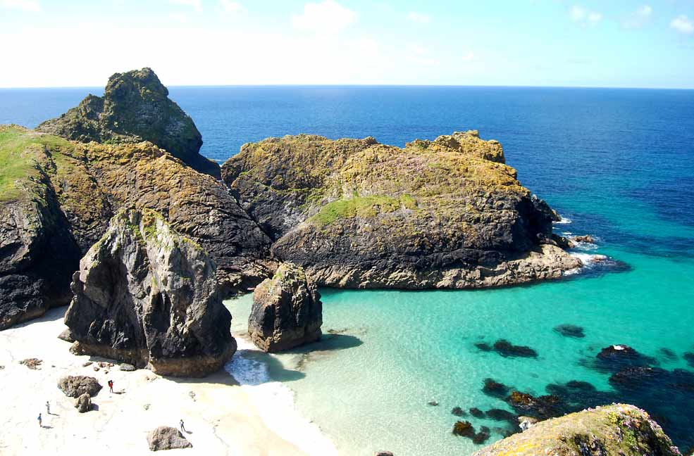 Guest Experience My 80th In Kynance Cove Cornwall