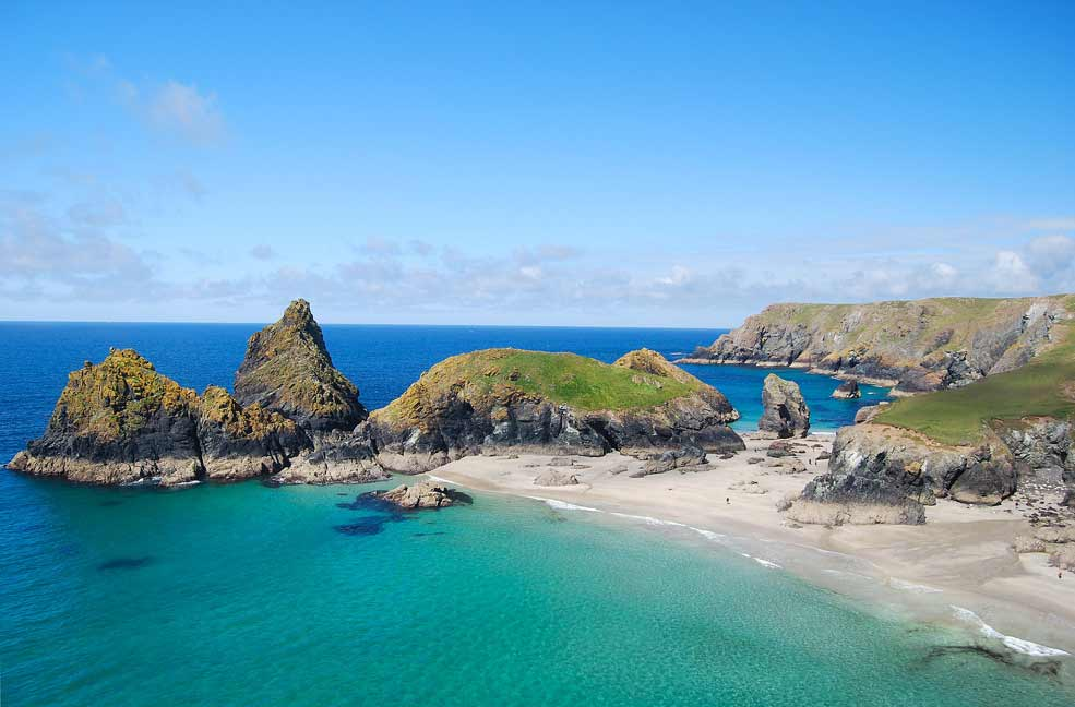 Kynance Cove by Peter Maxwell