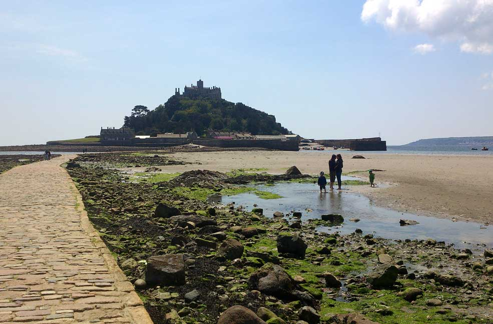 Guest experience: Our visit to Marazion