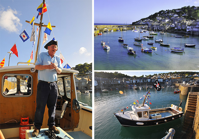 Cormorant Cruising boat trips from Mousehole
