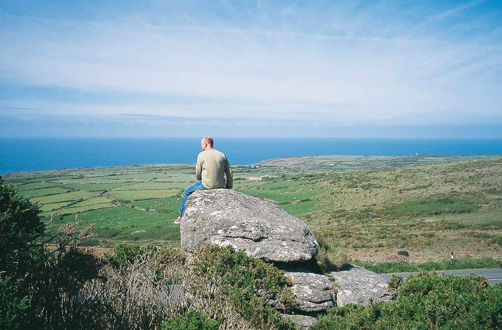 Zennor, Far West Cornwall