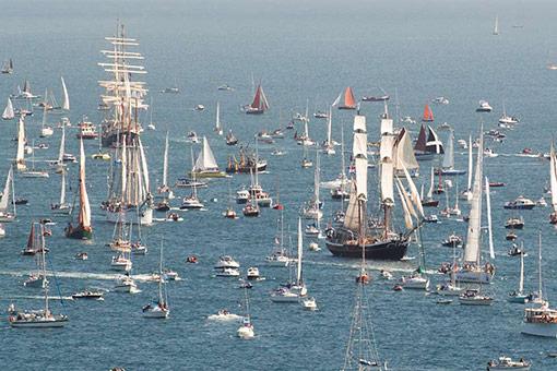 Falmouth Tall Ships Regatta 2021