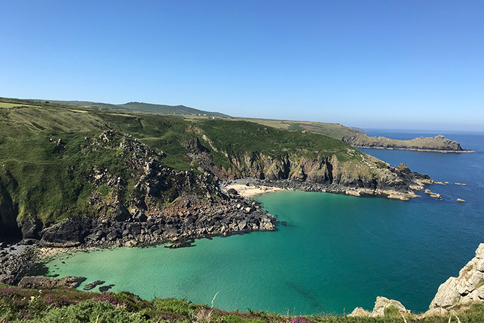 Zennor to St Ives Walk