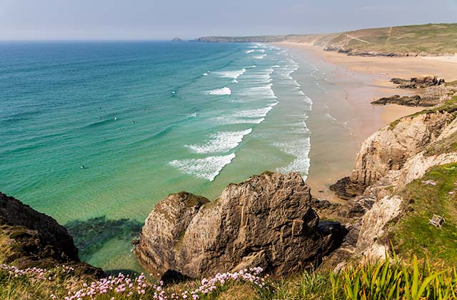 Family Holidays: The best beaches for families in Cornwall