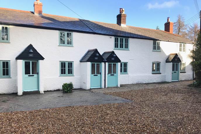 Dominey's Yard, Dorset
