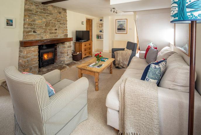 Halcyon Cottage, West Lulworth, Dorset