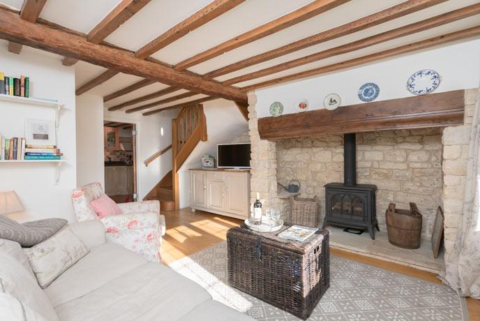 Kingham Cottage, Bath, Somerset