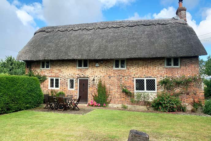 Danny Cottage, Alfriston, Sussex