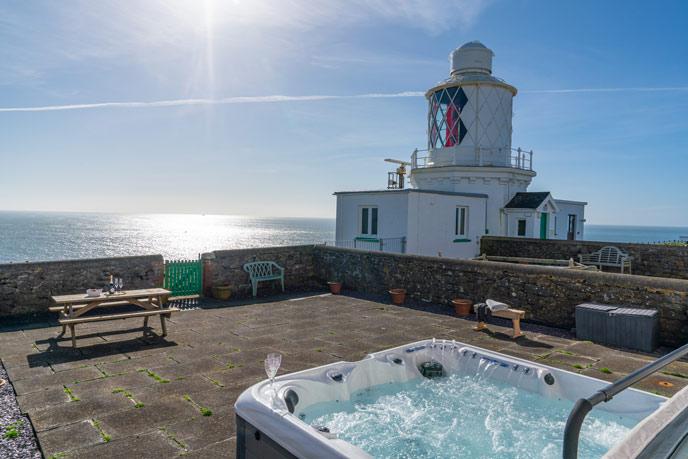 Lighthouse Keep, Dale, Pembrokeshire