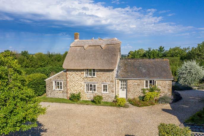 Pound Farm Cottage, Sherborne, Dorset