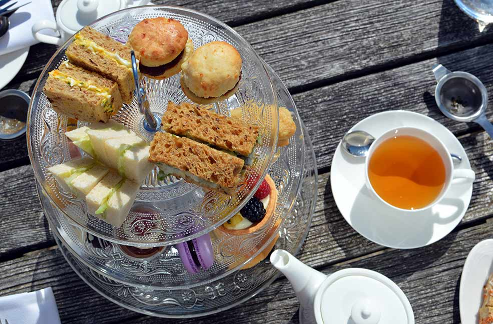 Top 5 Cornish cream teas