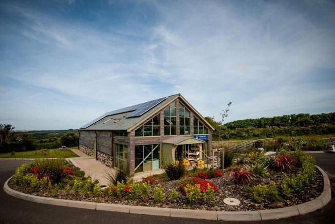 Etherington Farm Shop, Cornwall