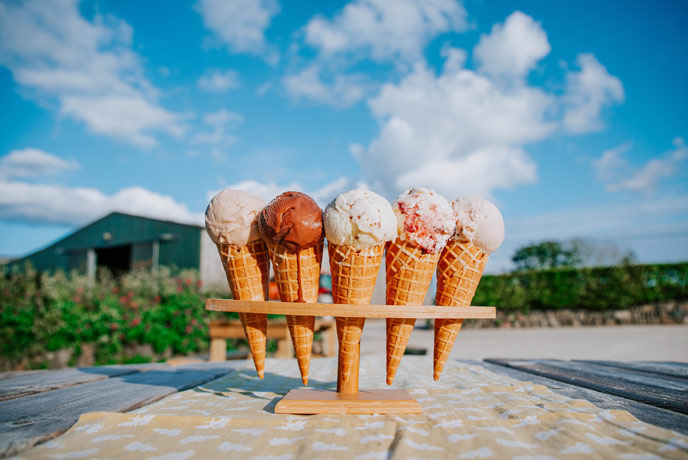 A national treasure and a taste of pleasure: guide to ice cream in Cornwall
