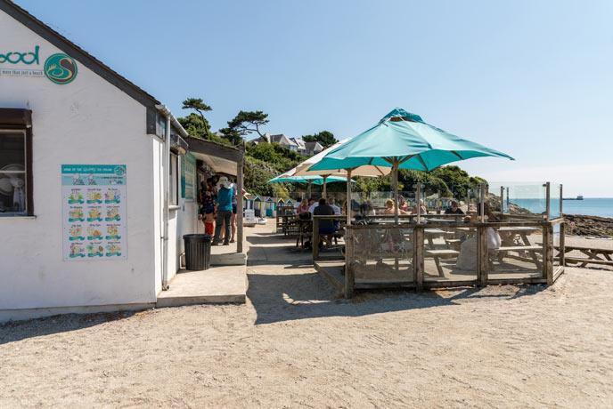 Swanpool Beach Cafe, Falmouth