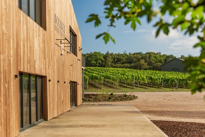Bolney Wine Estate, Sussex