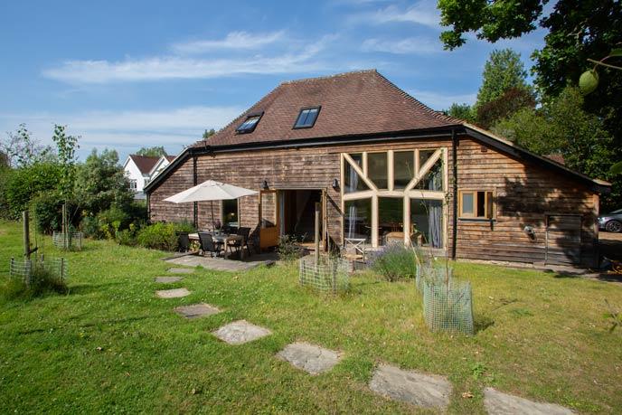 Medley's Barn, Crowborough, Sussex