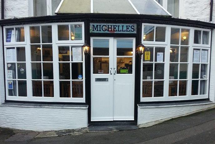 Michelle's Restaurant, Polperro