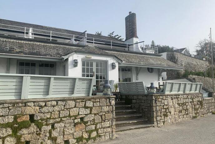 The Ferry Boat Inn, Helford Passage