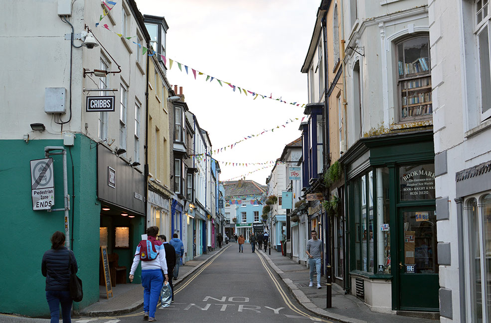 Places to eat in Falmouth