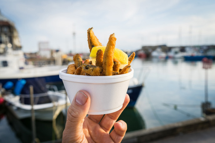 Cornwall's best fish and chips