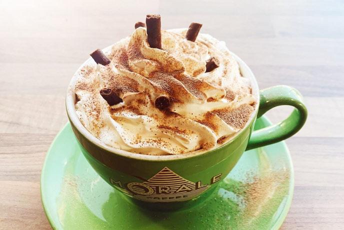 Coffee on the Corner, Newquay