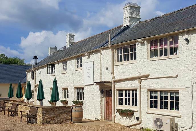 The Bell Inn, Langford