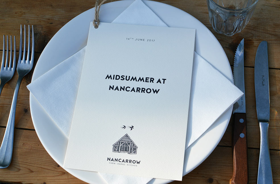 Nancarrow Farm Midsummer Feast