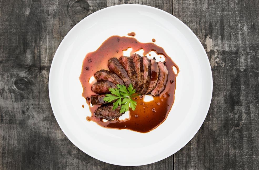 Philleigh Way Cookery School venison recipe