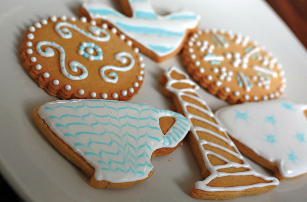 Surf Cafe Living: Cookies