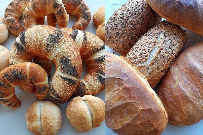 Deli-Cious homemade bread