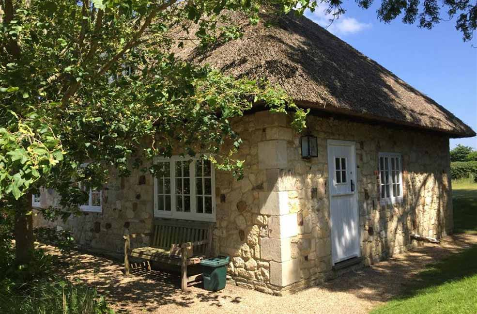 Afton Lodge near Old Freshwater, Isle of Wight