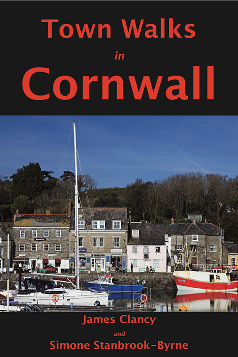 Town walks in Cornwall