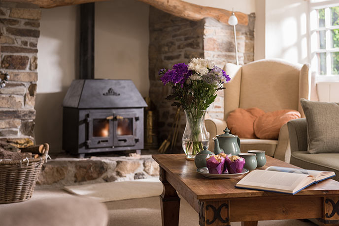 Cosy and inviting, Barvanjack is a gorgeous family holiday home.