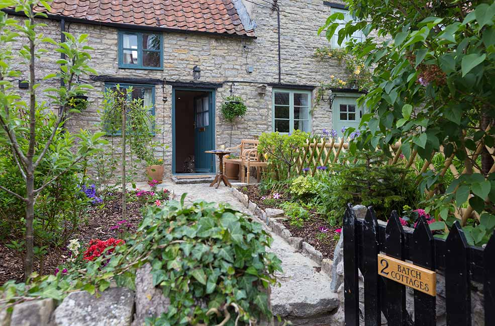 Hideaway in the heart of Somerset with a holiday at 2 Batch Cottages.