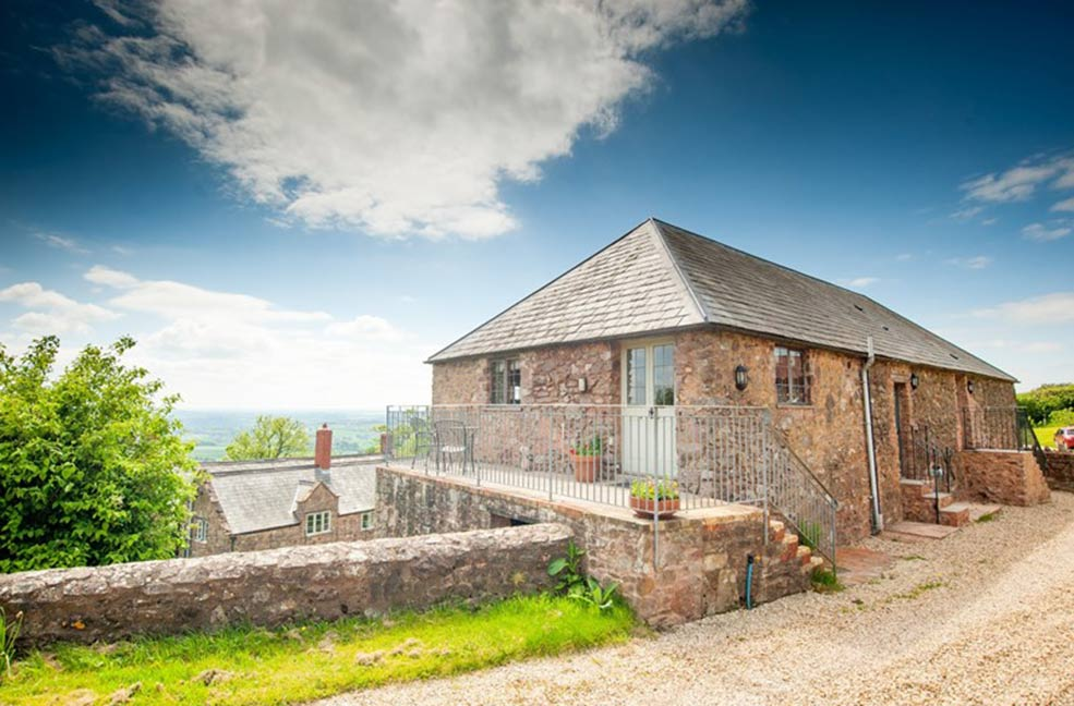 Cosy cottages for couples to celebrate New Year