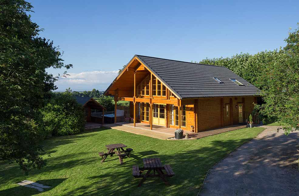 A Coombe Lodge Holiday in the Quantocks